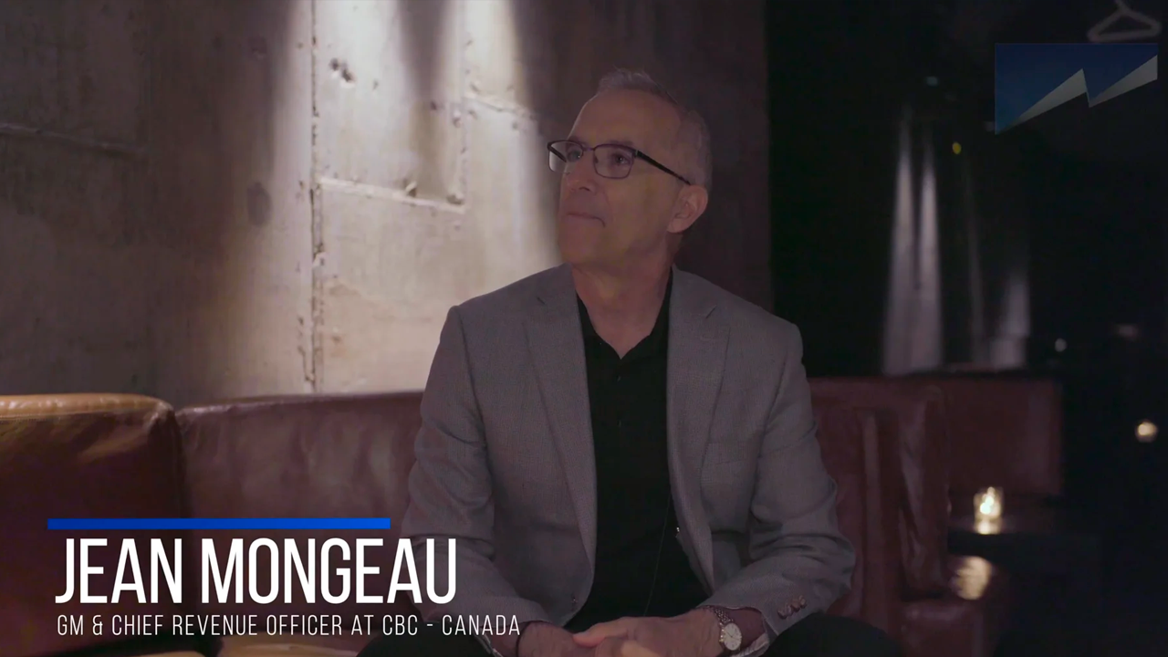 Jean Mongeau - GM & Chief Revenue Officer AT CBC - Canada